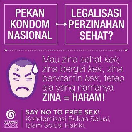 Kondom zina