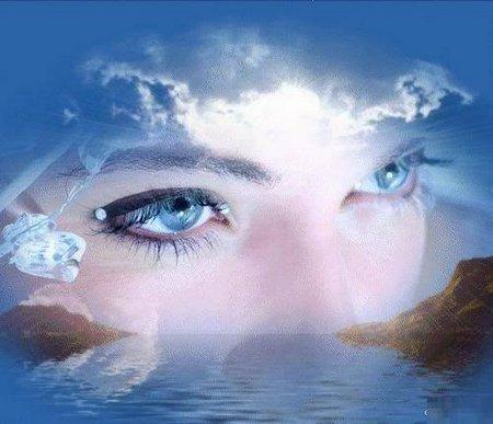 Mata dan laut