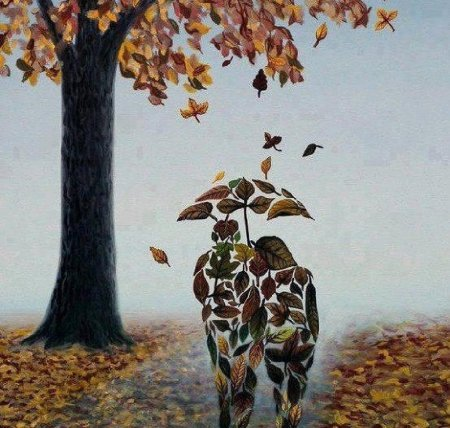 Payung orang