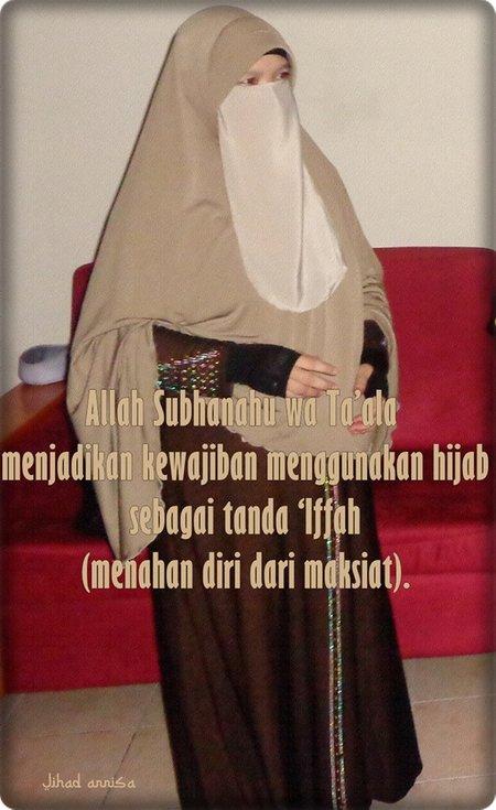 Aurat jihad annisa