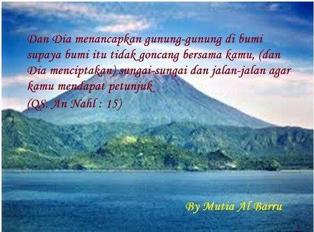 Gunung an Nahl 15