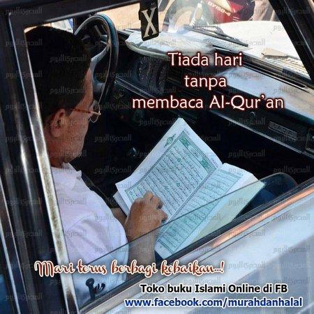 Baca Quran dimana pun