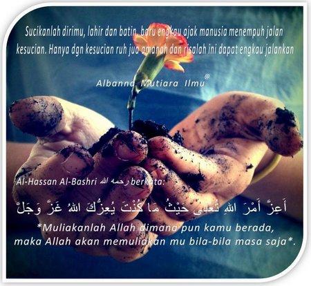 Doa tangan bunga