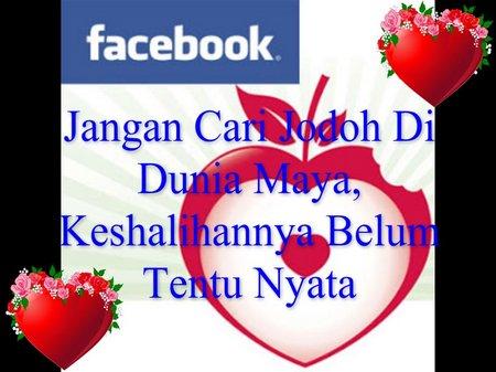Face book jodoh