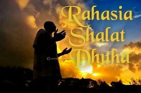 Sholat Dhuha dan rahasia