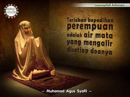 Air mata doa