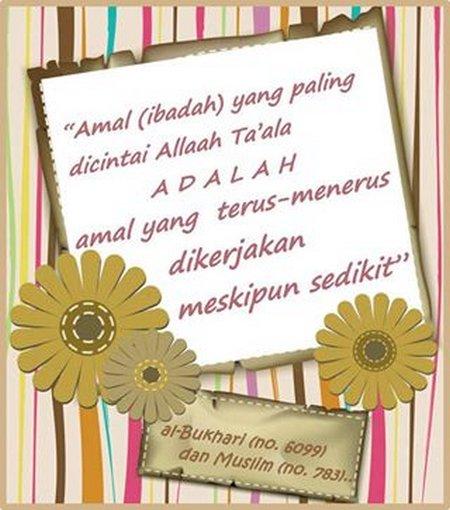 Amal ibadah