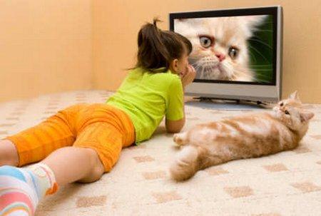 Anak nonton TV1