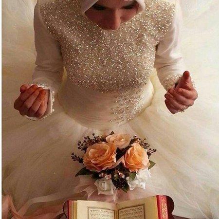 Berdoa pengantin