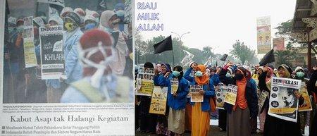 Demo Riau