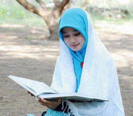 Jilbab ngaji