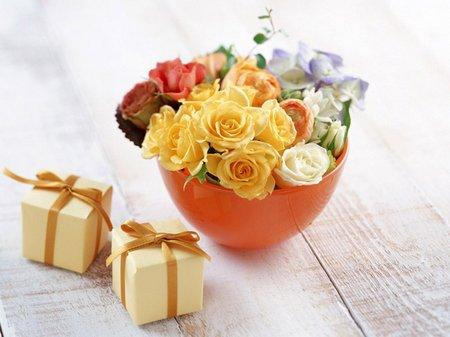 Kado dan bunga