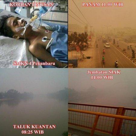 Korban Riau