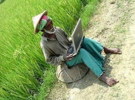 laptopdisawah
