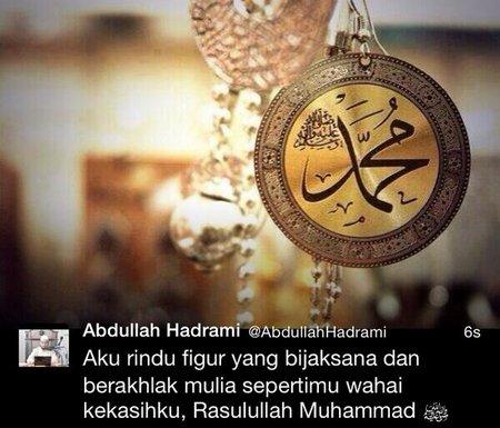 Muhammad aku Rindu