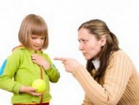 Ortu ibu marah