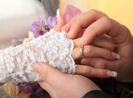 Tangan tukar cincin