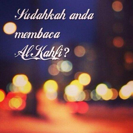 Baca Al - Kahfi