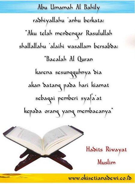 Baca lah al -quran
