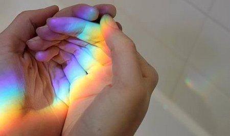 Berdoa cahaya