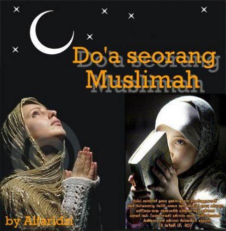 Doa muslimah