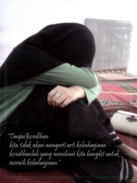 Galau jilbab