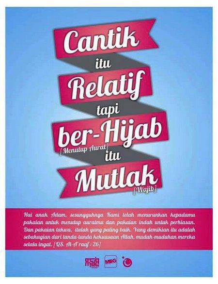Hijab mutlak