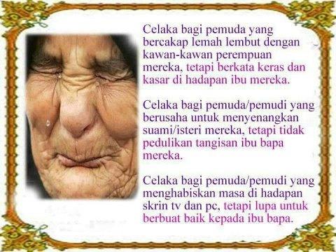 ibu dan makna