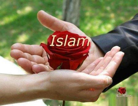 Islam tangan
