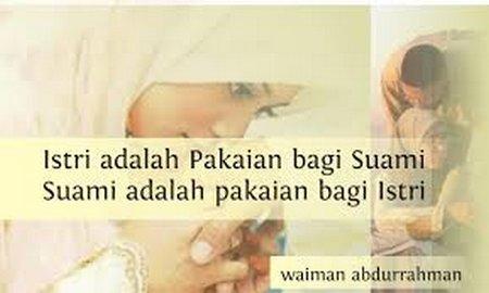 Masya Allah...!!! Istri Solehah Bisa Menjadi Penolong Bagi Suaminya Di Akhirat...Bantu Share/Bagikan Ya...!!!