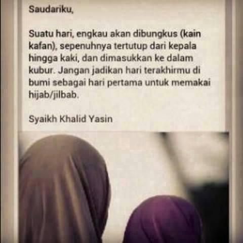 Jilbab Renungan