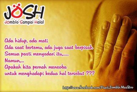 Josh tangan