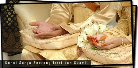 Kunci-Surga-Seorang-Istri-dan-Suamii