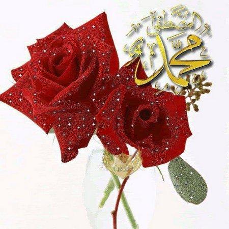 Muhammad rose dua tangkai