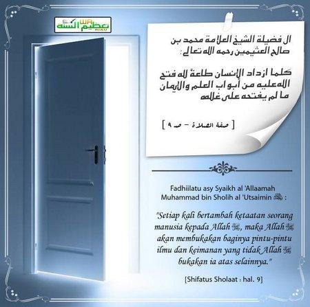 Pintu keimanan