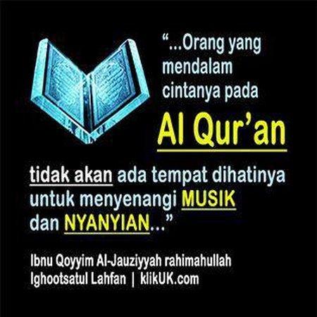 Quran musik dan nyanyian