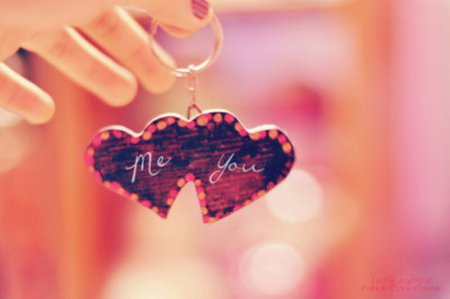 Tangan hati me and you
