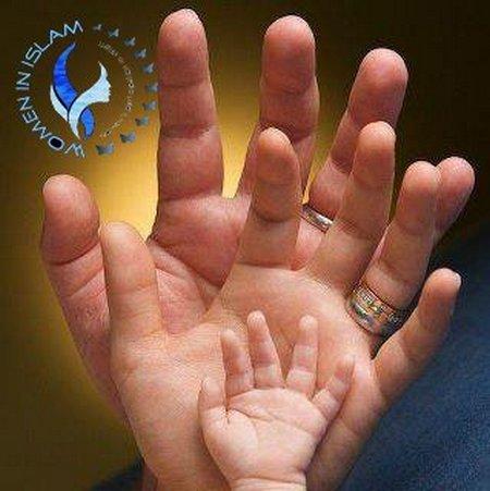 Tangan keluarga