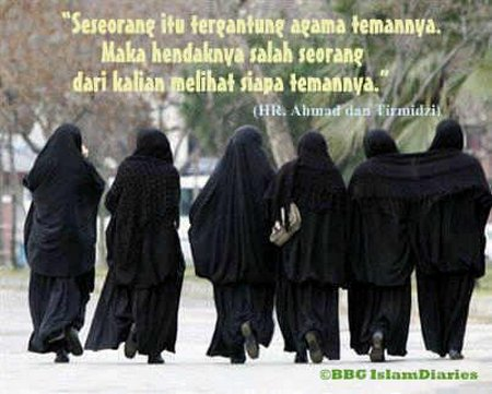 Teman se agama