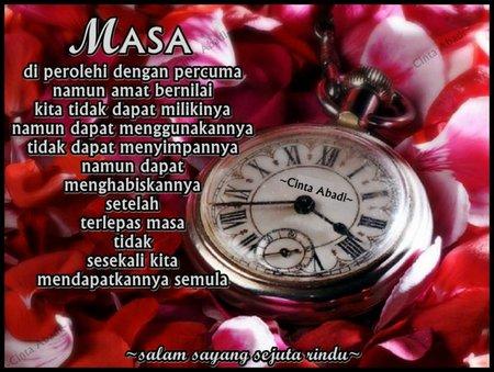 Waktu rose merah