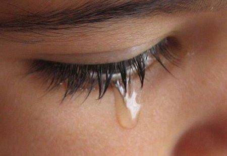 Air mata netes