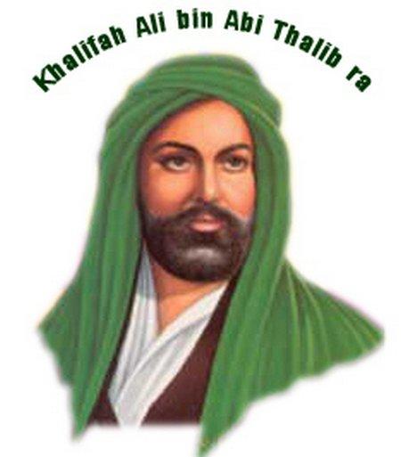 Ali Bin Abi Thalib Prediksi Tentang Sebuah Masa