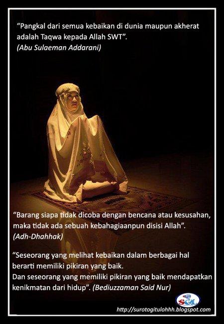 Berdoa kata mutiara