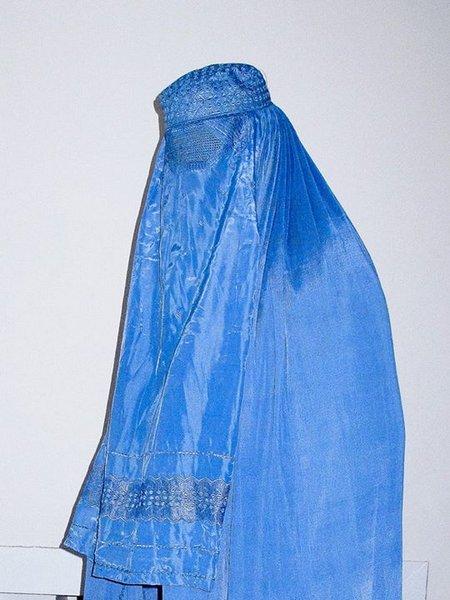 Cadar biru full