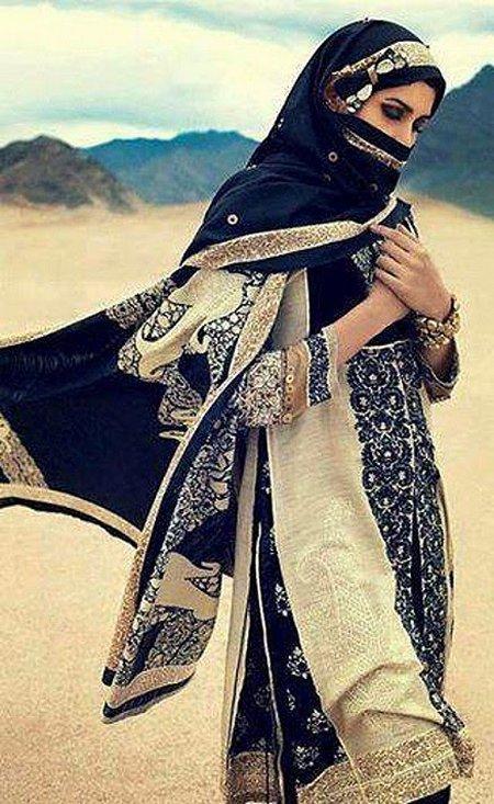 Cadar Wanita Muslimah