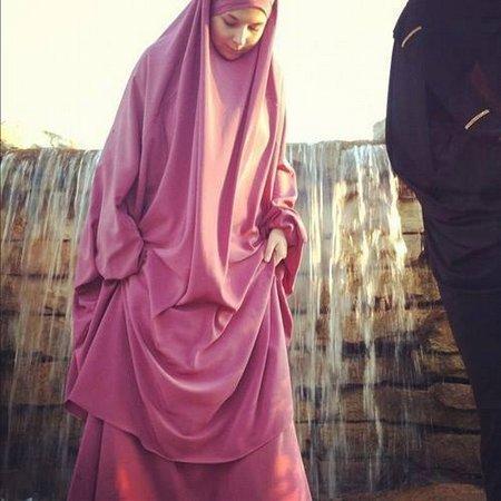Hijab bukan mode