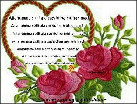 Sholawwat nabi
