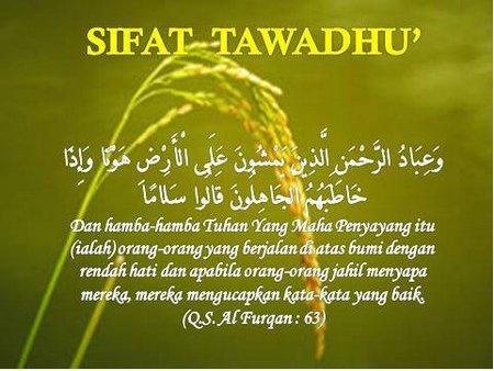 Sifat-tawadhu