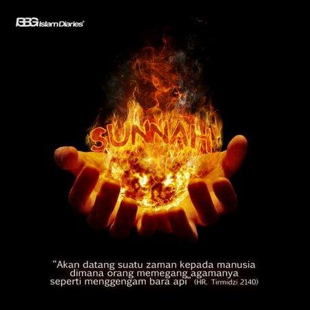 Sunnah Bara api