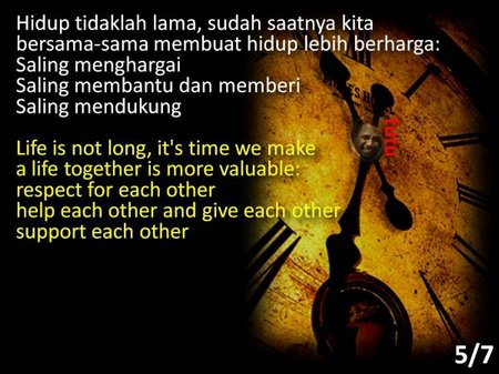 Waktu dan kehidupan